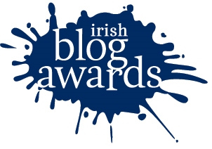 I'm back in the Blog Awards All-Ireland final