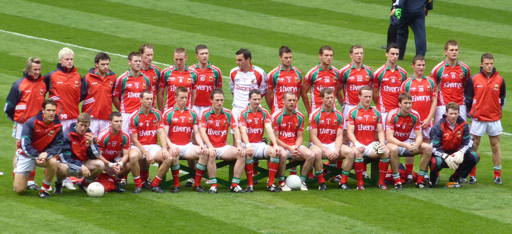 Mayo team photo