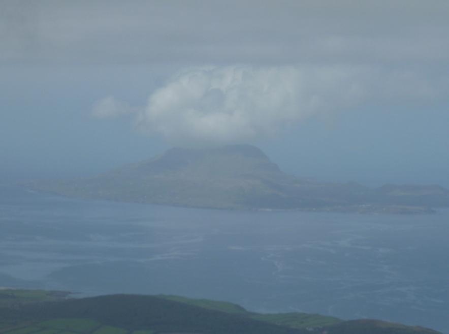 The Reek Clare Island