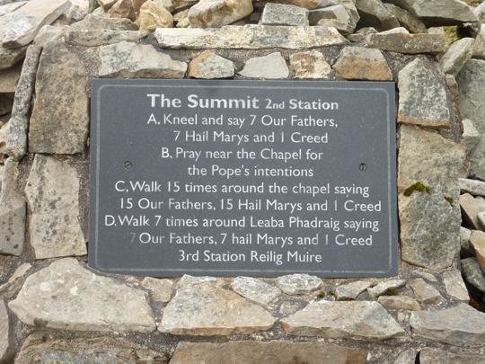 The Reek the Summit