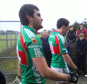 Mayo v IT Sligo HT