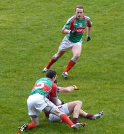 Mayo v Galway 1