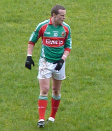 Mayo v Galway Andy Moran