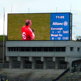Cork v Mayo Final Score