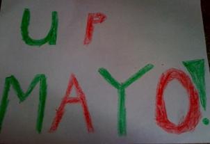 Up Mayo!