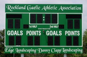 Rockland GAA Scoreboard