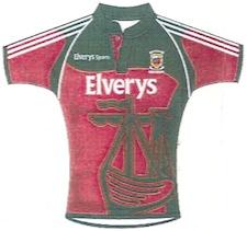 Mayo jersey 2012