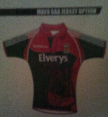 New Mayo jersey for 2012?