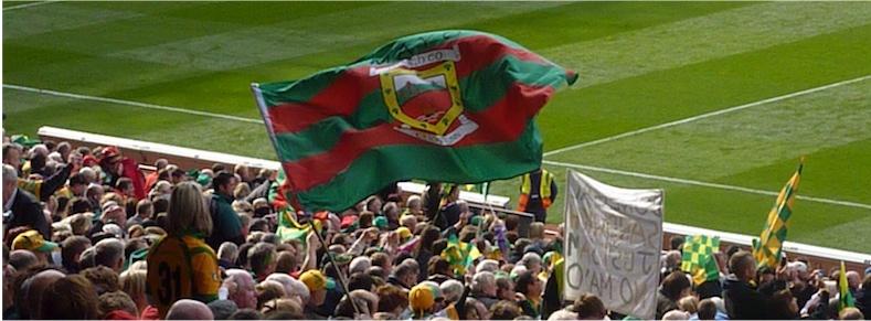 AIF 2012 Mayo flag