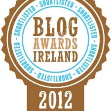 Back on the Blog Awards shortlist
