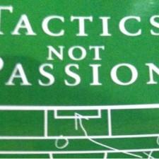A passion for tactics