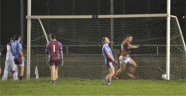 Conor O'Shea goal