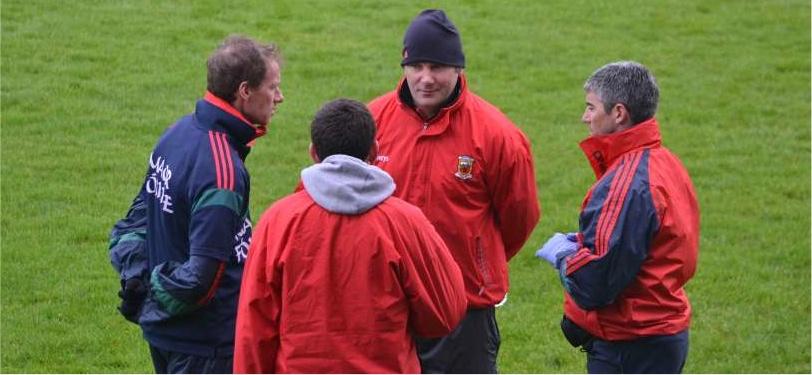 James Horan and mgt team Jan 2013