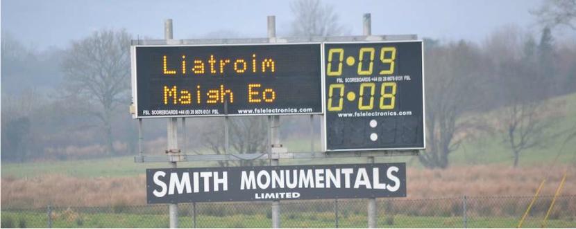 Leitrim v Mayo Final Score