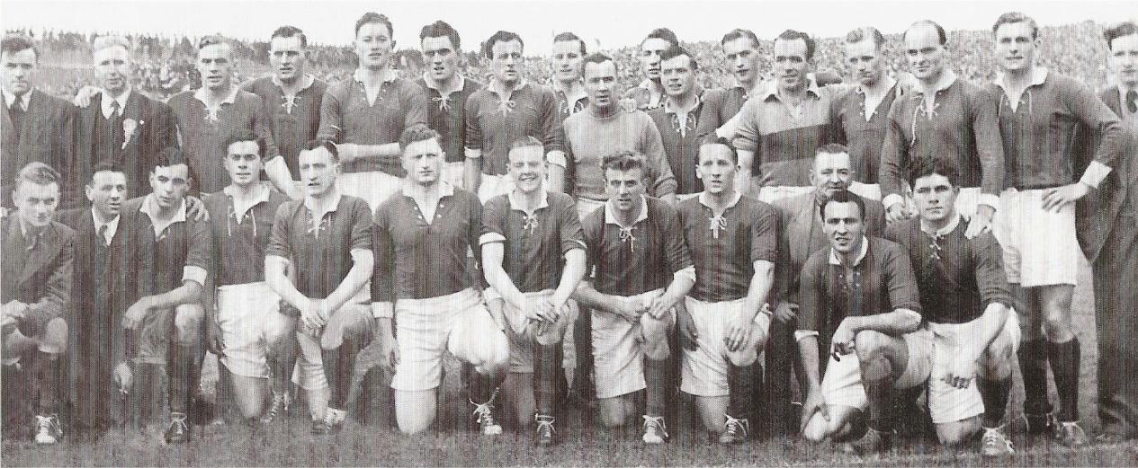 Mayo Team 1950