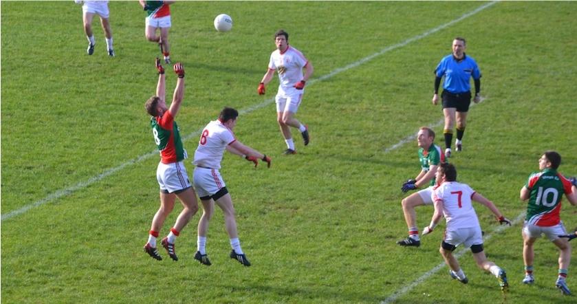 Aidan O'Shea fielding