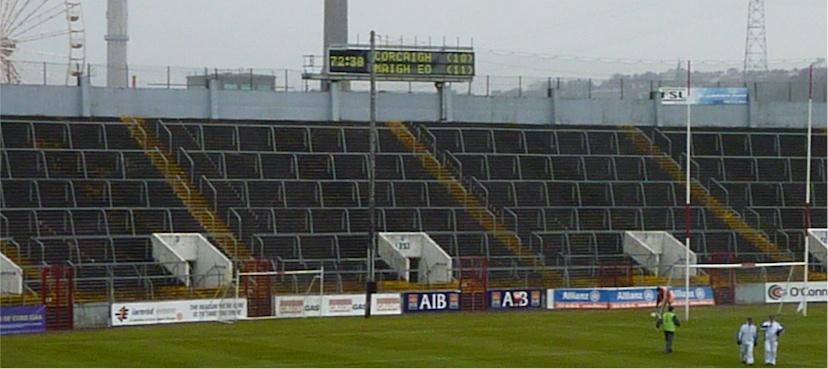 Cork Mayo Final Score