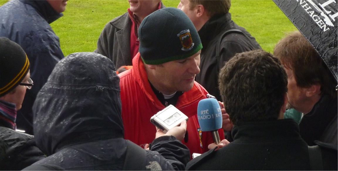 James Horan post-match interviews