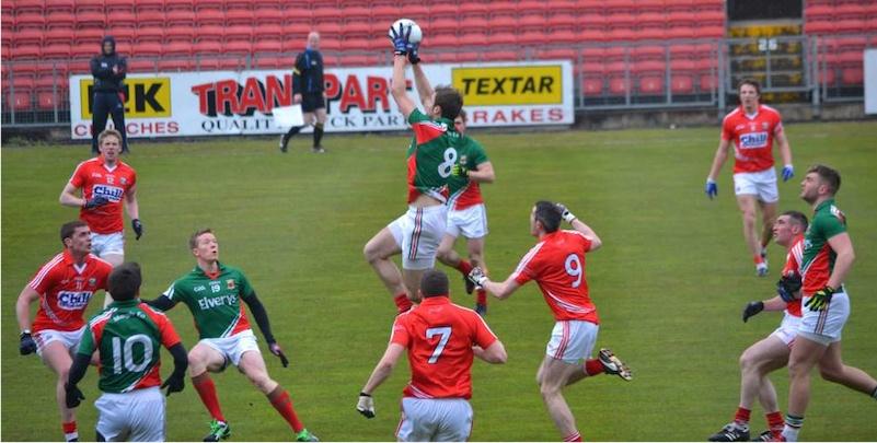 Jason Gibbons v Cork