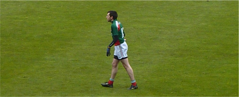 Outstanding in his own field - Kevin McLoughlin