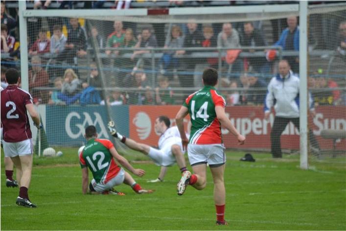 Cathal Carolan's goal