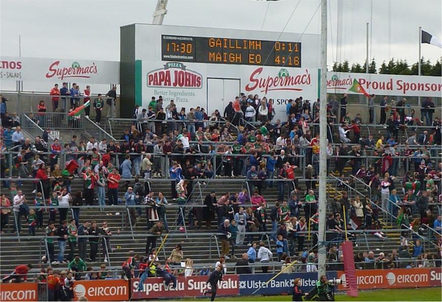Galway Mayo final score