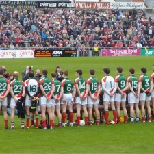 Mayo team photo