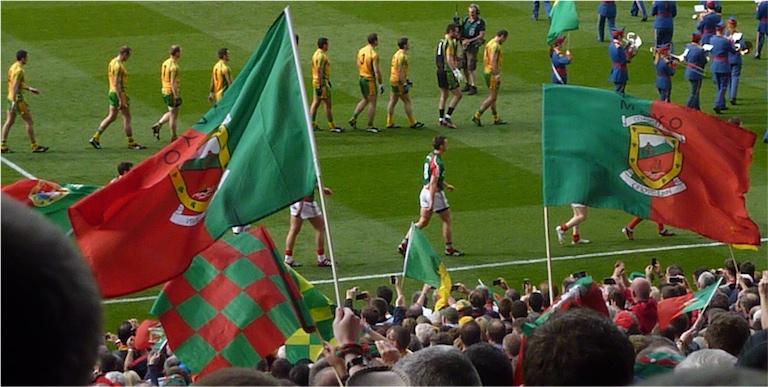 Mayo flags