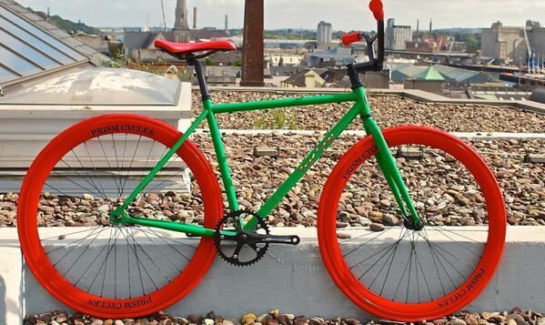 Up Mayo bike