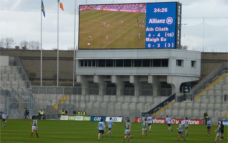 Dublin Mayo 2011