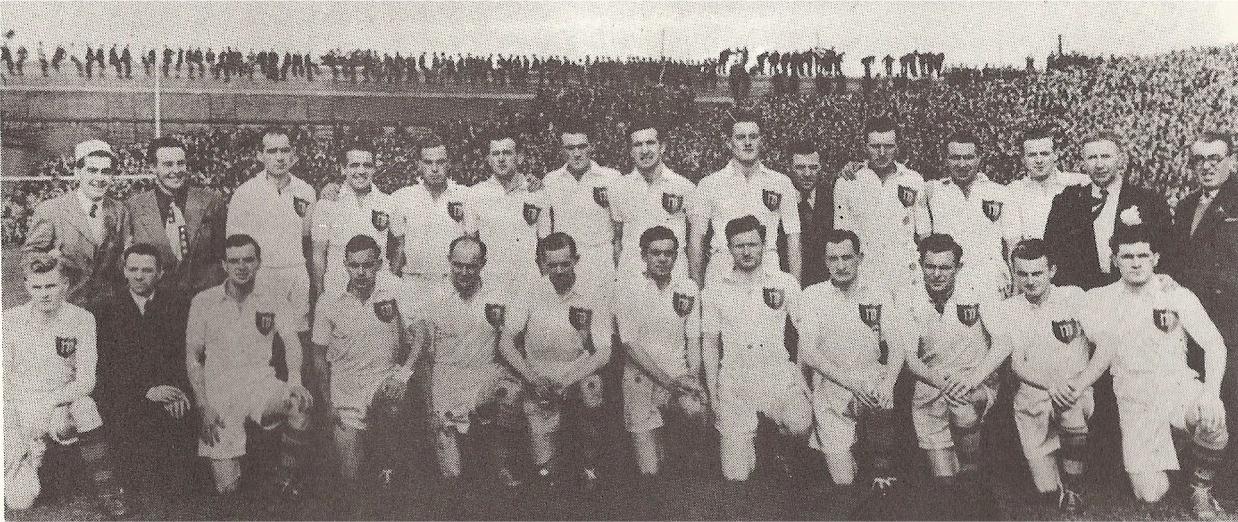 Mayo Team 1951