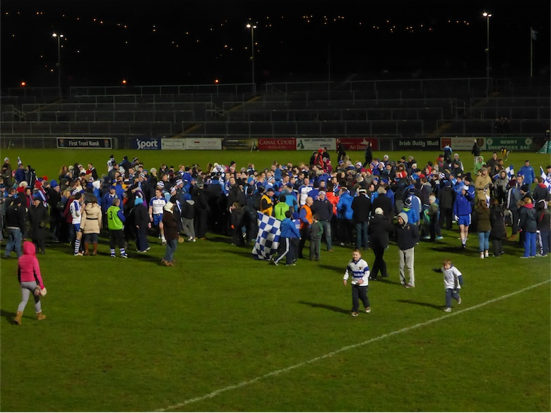 Full-time Newry