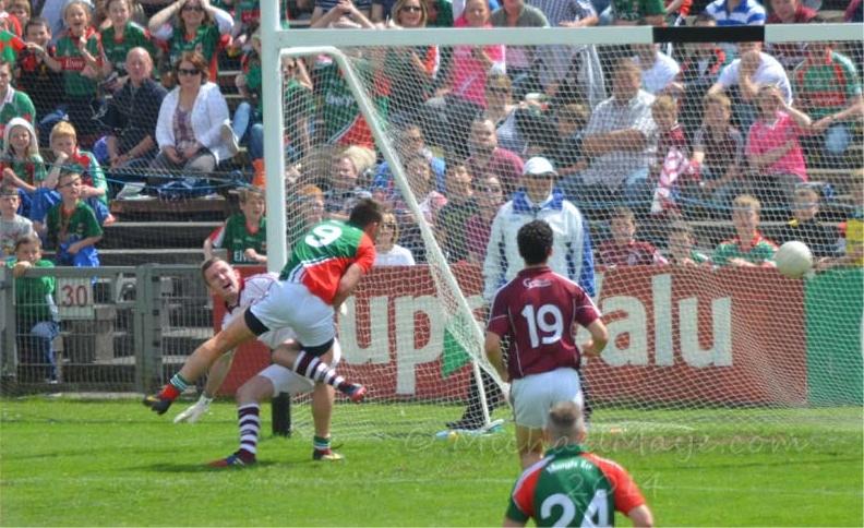 Barry Moran goal