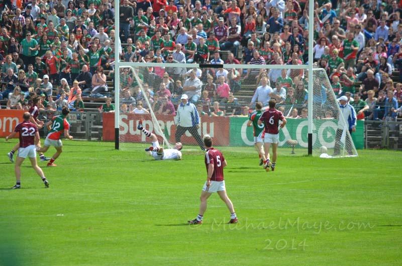 Jason Doherty goal