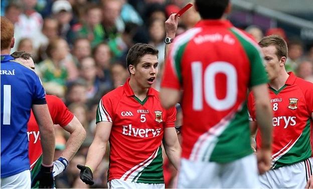 Leeroy red card