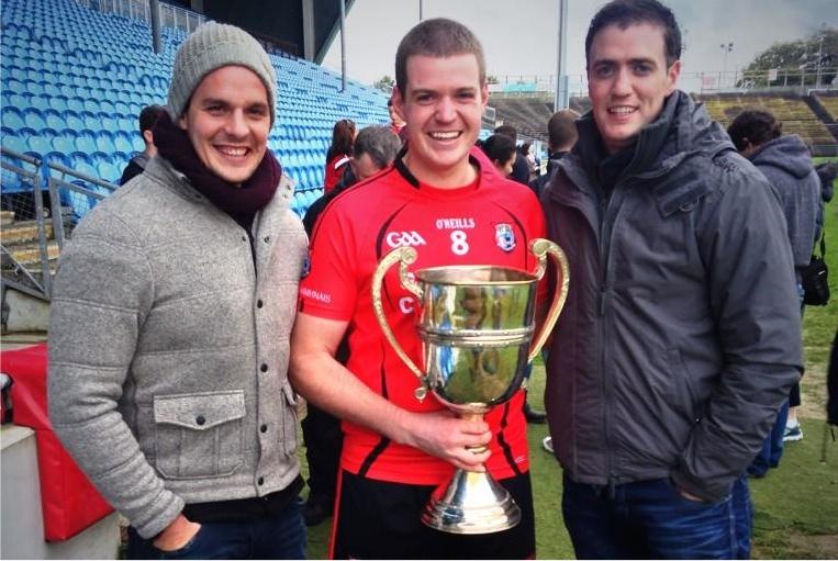 Ballyhaunis IFC winners