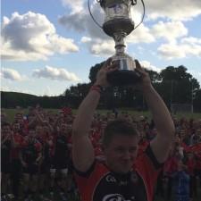 Ballyhaunis hurling champs