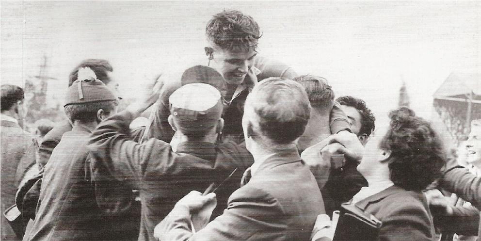 Dan O'Neill Louth 1957