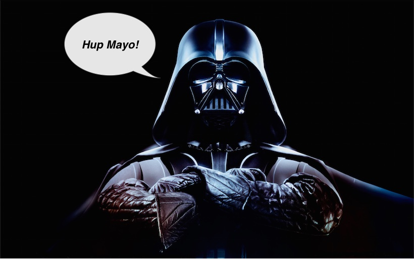Darth Vader Mayo