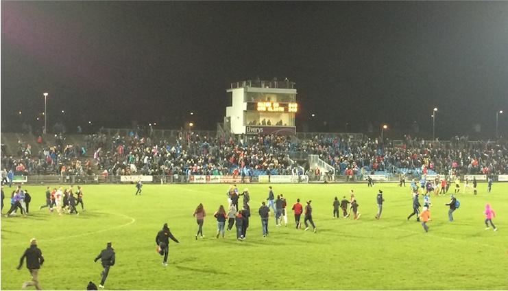 Mayo Dublin final score