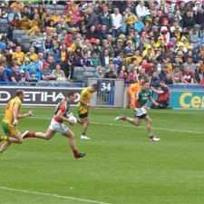 Mayo v Donegal AIQF 2013