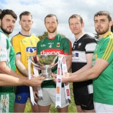 Connacht championship launch