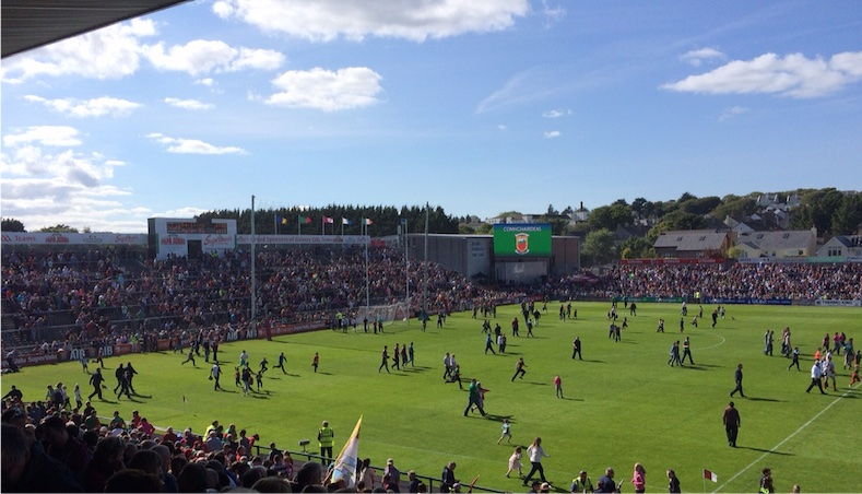 Galway Mayo full-time 2015