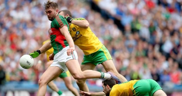 Aidan O'Shea v Donegal 2015