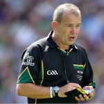 Eddie Kinsella to ref the replay