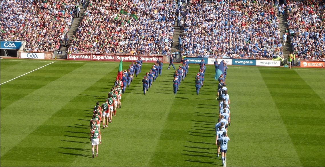 Mayo Dublin 2012