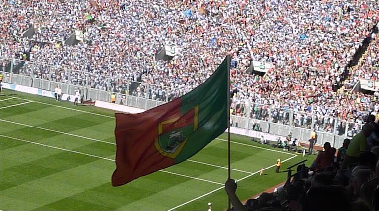 Mayo flag 2013 AIF