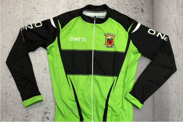 Elverys cycling jacket
