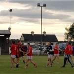 Round-up of weekend's club action