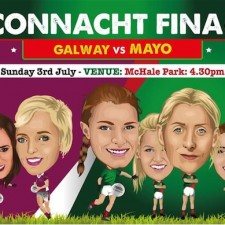 Ladies Connacht final this Sunday